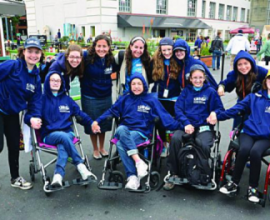 Kids of Courage takes on Marathon Bahamas (The Nassau Guardian)